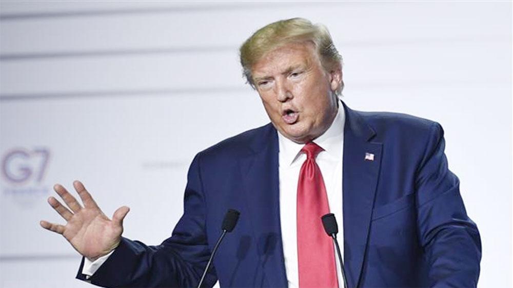 Tổng thống Trump lạc quan về khả năng đạt thỏa thuận thương mại toàn diện với Trung Quốc